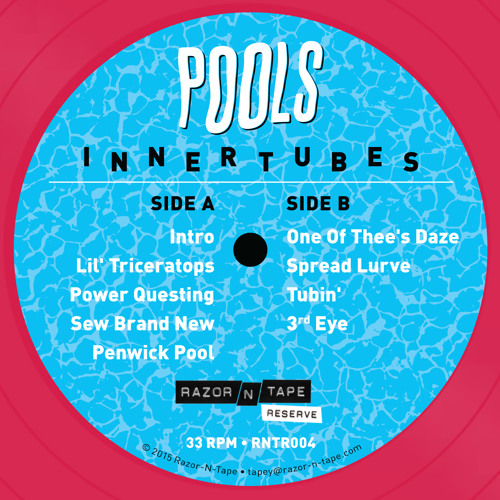 POOLS - Lil Triceratops
