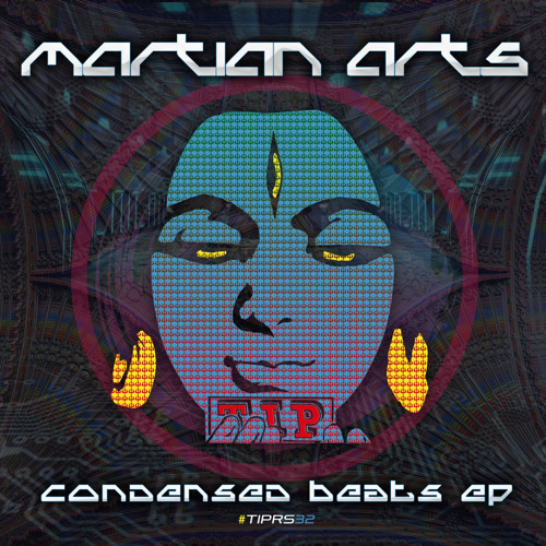 Martian Arts & Black Noise - Energy Condensed