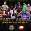 Party Animal - Dancehall Mixtape Vol II [Mixed By Rebel Youths Crew] June 2015