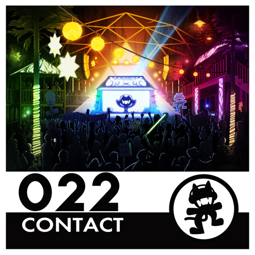 Monstercat 022 contact connection album mix by for Monster contact