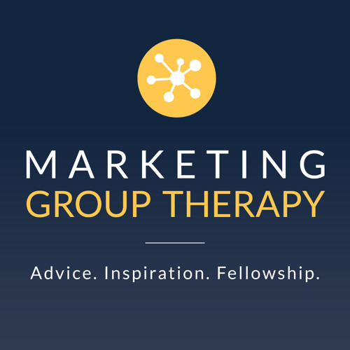 Marketing Group Therapy Podcast with BJ Smith