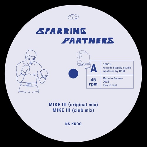 SP001 preview   Sparring Partners: NS KROO / Bony Fly [OUT MID–JUNE]