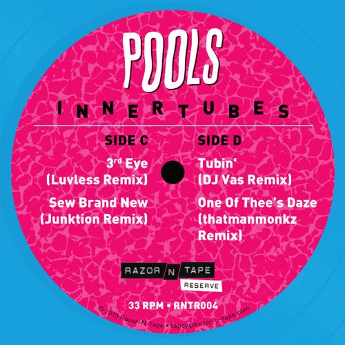 POOLS - Sew Brand New (Junktion Remix)