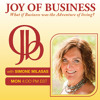 Joy of Business - Never Give Up, Never Give In, Never Quit