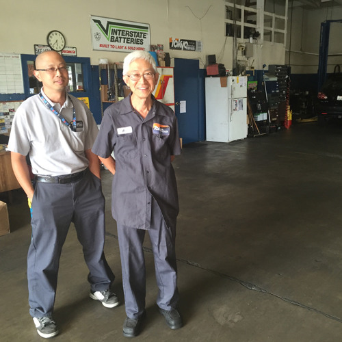 Father & Son Mechanics Still in Business