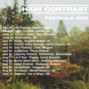 High Contrast Summer 2015 mix