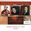 Vocalise For Soprano, Cello & Piano, André Previn