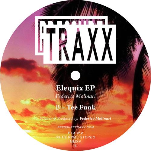 """Download Federico Molinari - """"Tee Funk"""" - PTX012 (Preview)"""