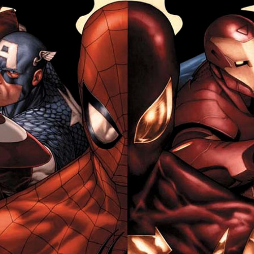 5: Marvels Civil War
