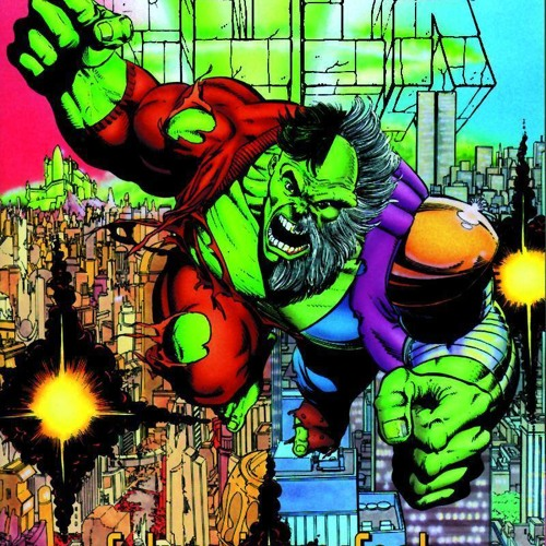 12: Hulk - del 2