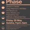 allstate - RTRFM Presents Phase (Geisha Bar Friday 29 May 2015)
