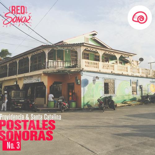 [RED] SONAR / Postal sonora No. 03