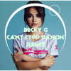 Becky G-Cant Stop Dancin' (Remix) Portada del disco
