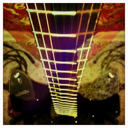 Solo Guitar In The Dream Arcade