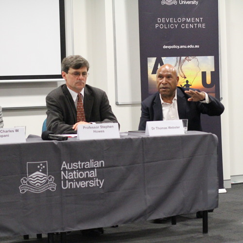 'A lost decade? Service delivery and reforms in Papua New Guinea 2002-2012' Australian launch