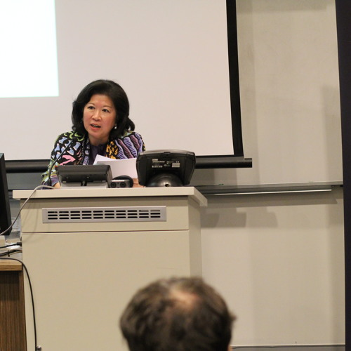 Mari Pangestu - The new economy and development: an Indonesian perspective