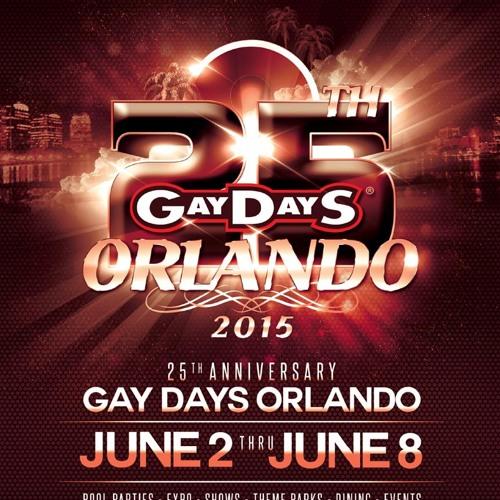 Derek Monteiro - Gay Days 25th Anniversary Promo Set