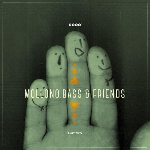 "3000Grad025 ""MOLLONO.BASS"" & Friends - Part II"
