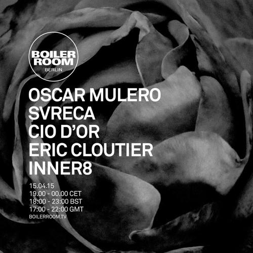 Oscar Mulero Boiler Room Berlin DJ Set