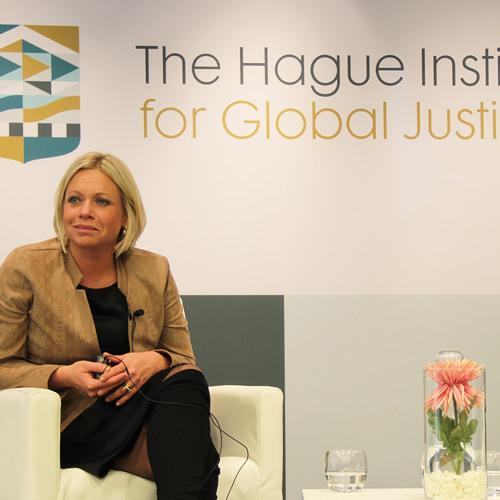 Distingiushed Speaker Series: Jeanine Hennis-Plasschaert