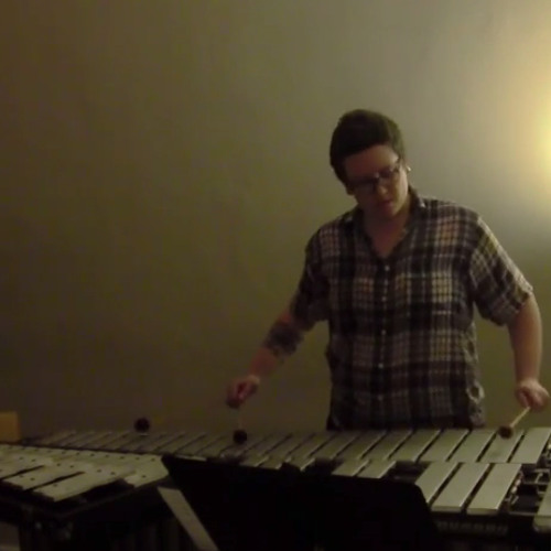 The Smallest Become The Tallest (for Vibraphone + Drone)