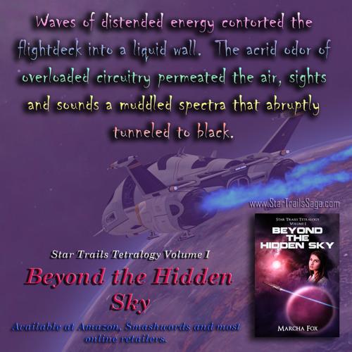 """""""Beyond the Hidden Sky"""" audio excerpt by Joel Scott"""
