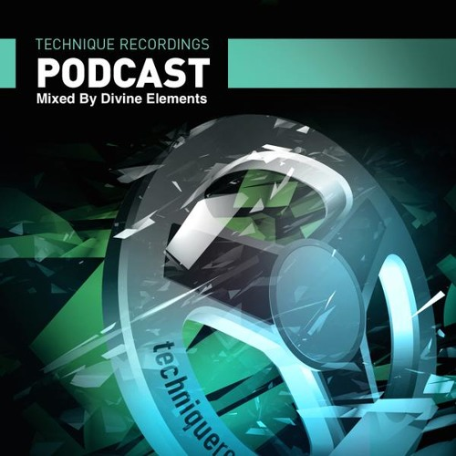 Episode 39 - Technique Recordings Podcast - Mixed By Divine Elements