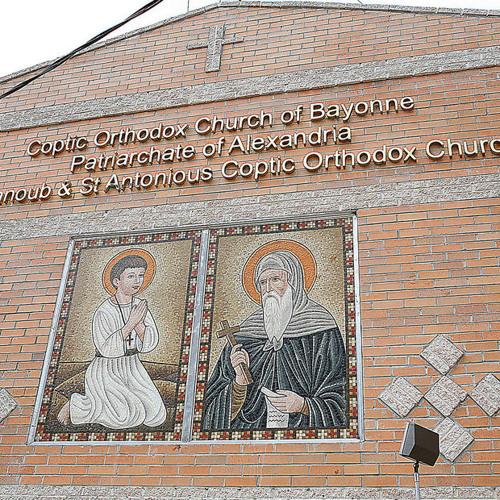 Fr. Antonious Takla - St. Abanoub and St. Antonious Coptic Orthodox Church - Bayonne, NJ