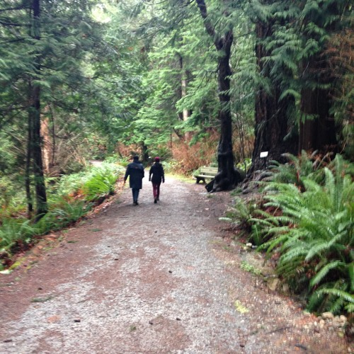 Audiowalk with Dana Lapofsky, Elsie Paul, Martin Rossander, Suzanne Roos, Malaspina Naturalists