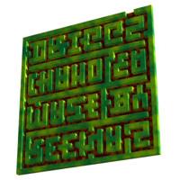 Reena's Maze Complete