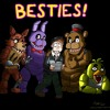 fnaf 1 song at by the living tombston