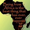 I AM AFRICA MIX BY DJRELL FINGERS