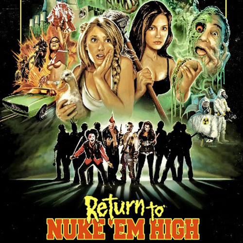 Dedderz/ Ethan Hurt - NUKE 'EM! (feat. Nuke Puke 'Em)