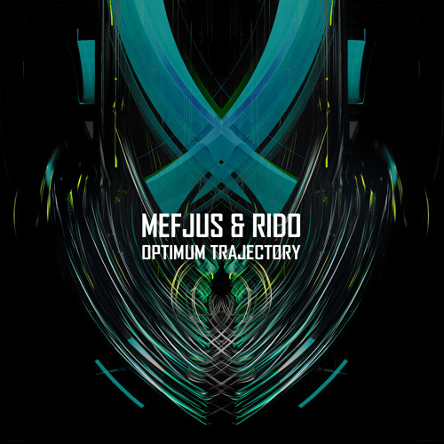 BLCKTNL019: Mefjus & Rido - Optimum Trajectory EP