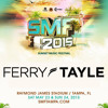 Ferry Tayle Live at Sunset Music Festival - 05 23 2015