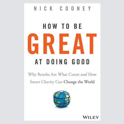 How To Be Great At Doing Good by Nick Cooney, Narrated by James Fouhey