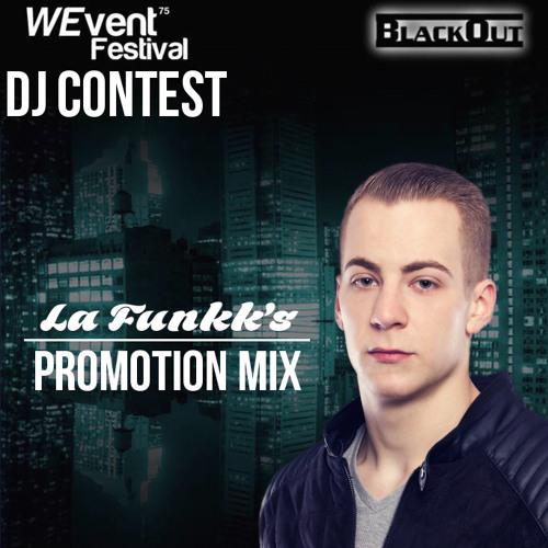 Contest Mix WEvent 2015 by La Funkk
