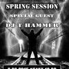 DJ T HAMMER PODCAST FOR HARD FORCE UNITED & FRIENDS (SPRING SESSION 2015)
