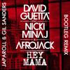 David Guetta ft. Nicki Minaj & Afrojack - Hey Mama (JapaRoLL & GIl Sanders Bootleg Remix)