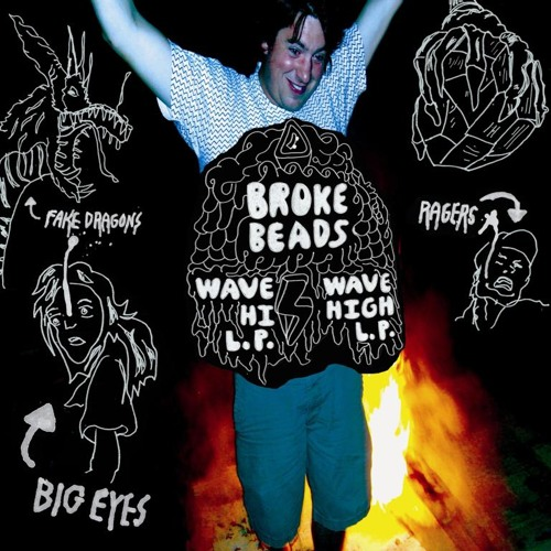 "Broke Beads - ""Skate Higher"""