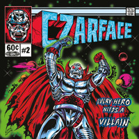 CZARFACE Ka-Bang (Ft. MF DOOM) Artwork