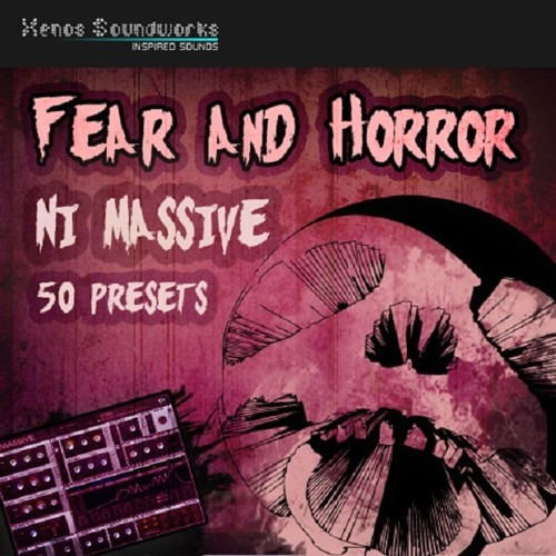 NI Massive - 'Fear and Horror' soundset demo