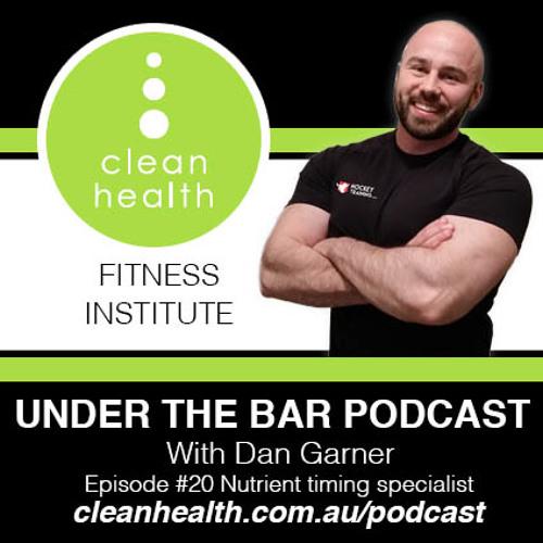 Dan Garner - Special Guest on Episode 19 of Under The Bar Podcast