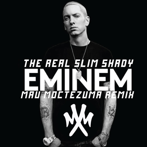 The Real Slim Shady Album Cover