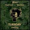 ILOVEMAKONNEN - Tuesday Ft. Drake (FoxyPanda & MastrGlass Bootleg)