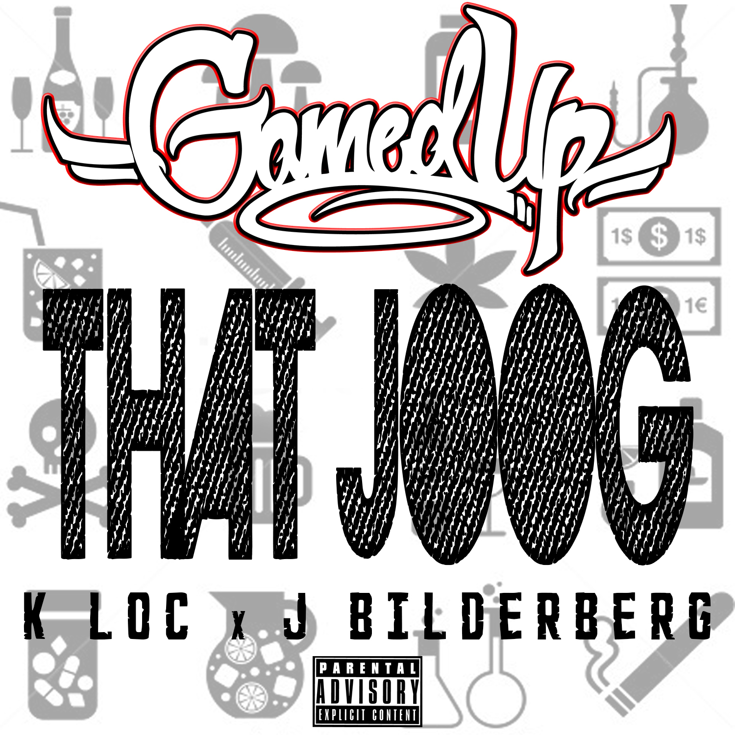 Gamed Up ft. K-Loc of Gorilla Pits & J. Bilderberg - That Joog [Thizzler.com]