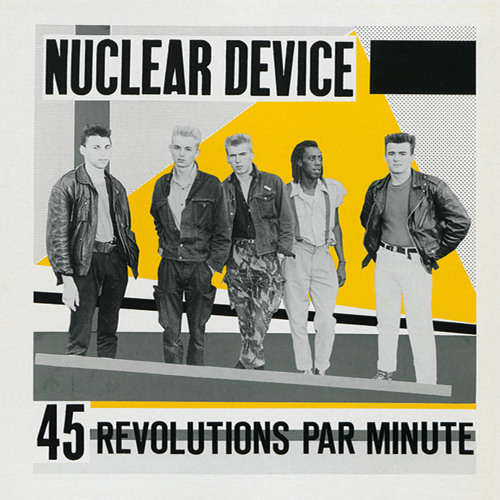 45 révolutions par minute