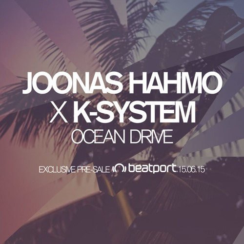 Joonas Hahmo X K-System - Ocean Drive (Armin van Buuren - A State of Trance #716 Radio Rip)