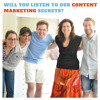 #37 Will You Listen To Our Content Marketing Secrets?
