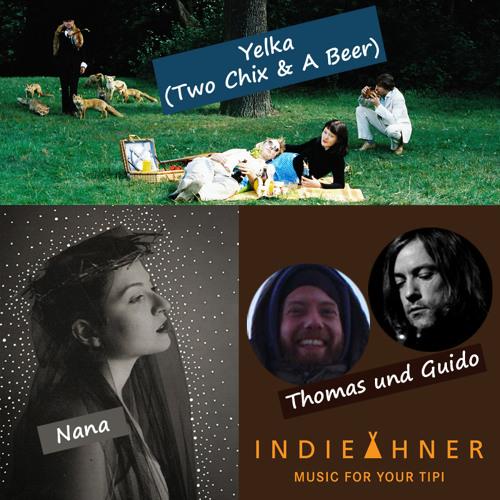 SEL 29.05.15 mit YELKA, NANA, THOMAS und GUIDO von INDIEAHNER